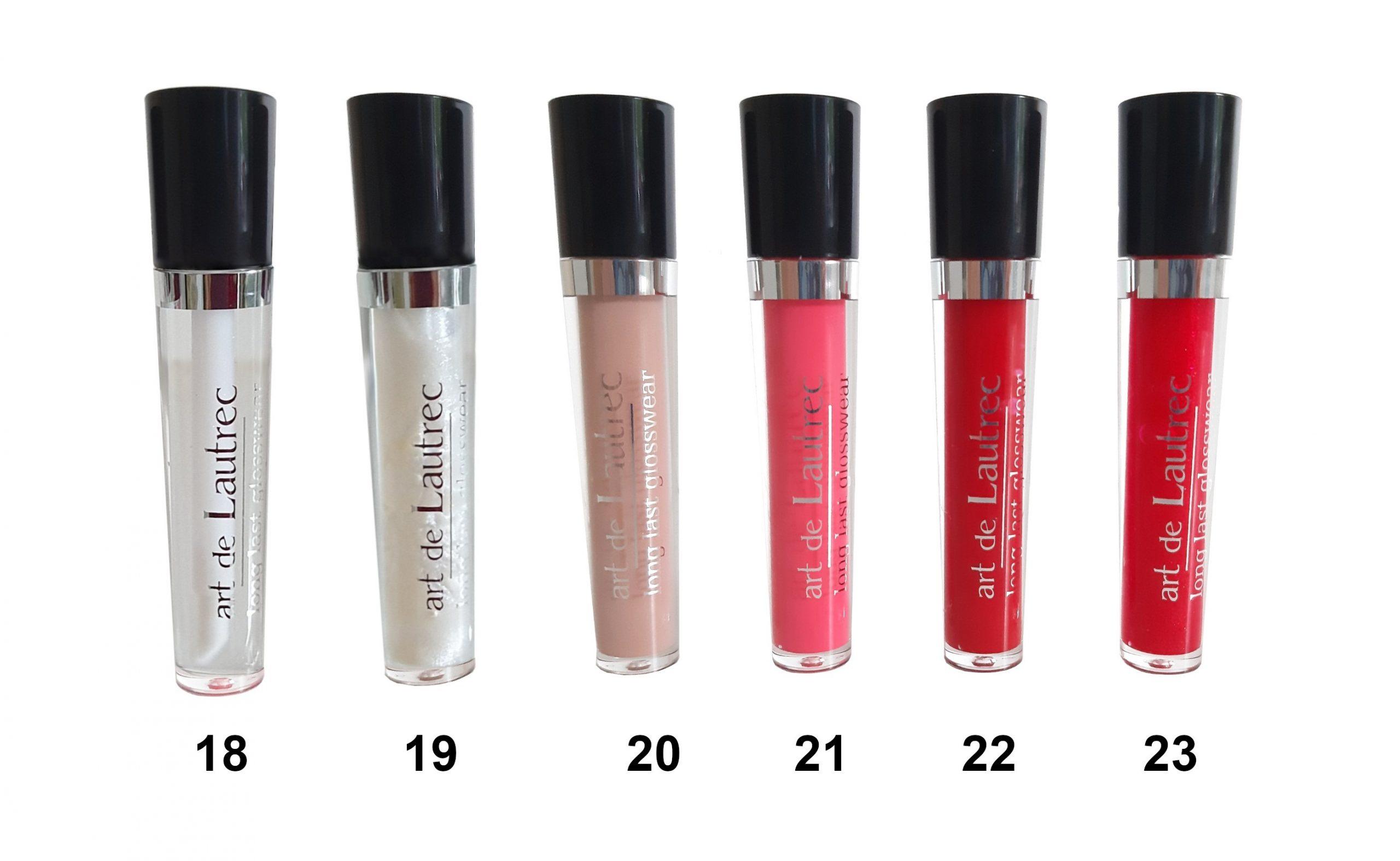 Lip Gloss art de Lautrec 4ml nr 21 *N
